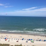 Bild från Hampton Inn & Suites Myrtle Beach Oceanfront Resort