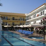 Foto Almyrida Beach Hotel