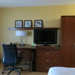 Φωτογραφία: Courtyard by Marriott Boston Milford