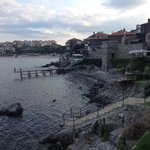 The town of Sozopol