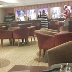The Derbyshire hotel bar