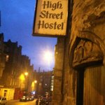 Foto van High Street Hostel
