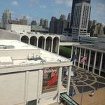 Room view of the Lincoln Center