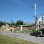 Foto de Bruce Anchor Motel and Cottage Rentals