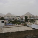 The View of Pushkar
