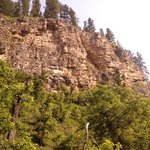 Foto van Spearfish Canyon Lodge