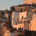 Foto de Sunset in Oia
