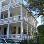 Antebellum Bed and Breakfast at Thomas Lamboll House照片