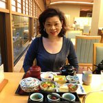 Nice restaurant - Japanese traditional breakfast