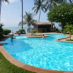 Foto de Phangan Beach Resort