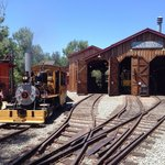 "TIP - Check Out The ""Poway-Midland Railroad"" Running On The Weekends During The Spring & Summer."