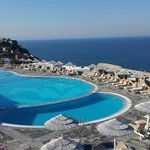 Foto di Royal Myconian Resort & Thalasso Spa Center