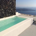 Photo de Grace Santorini Hotel