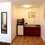 Deluxe Suite Kitchenette