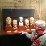 Death Masks at Old Melbourne Gaol