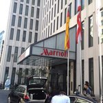 Berlin Marriott Hotel resmi