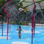 The water playground