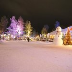 Photo of Santa Claus Holiday Village