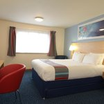 Foto van Travelodge Nottingham Riverside Hotel