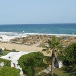Foto de The Orangers Beach Resort & Bungalows