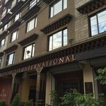 Hotel Tibet International resmi