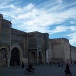 Photo de Bab Mansour Gate