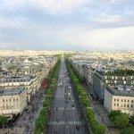 Champs-Elysees Foto