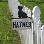 Foto The Haynes White House In