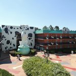 Φωτογραφία: Disney's Art of Animation Resort