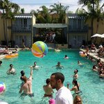 Foto di The Lafayette Hotel, Swim Club & Bungalows
