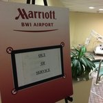 Foto de BWI Airport Marriott