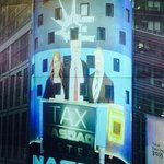 Ringing the NASDAQ bell April 15,2014! Big Screen, Times Square, unforgettable!