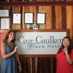 Photo of Caye Caulker Plaza Hotel