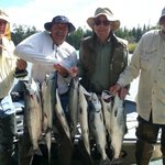 Sockeye limit!