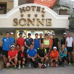 Trainingsgruppe - Runner's Week 2014