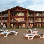 Foto de BEST WESTERN PREMIER The Lodge on Lake Detroit