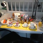 Breakfast served in your room!
