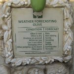 Weather forcasting in Jerusalem