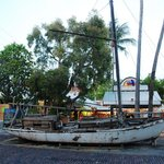 Key West,famous for its shipwrecks