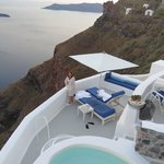 Photo de Iconic Santorini, a boutique cave hotel