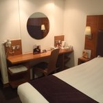 Bilde fra Premier Inn London King's Cross