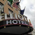 Photo de Hotel Elliott