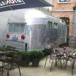 Airstream room