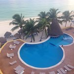 Foto di Melia Cozumel All Inclusive Golf & Beach Resort