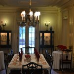 Formal Dining Room - serving Breakfast