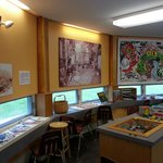 Kids educational room