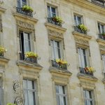 Le Grand Hotel de Bordeaux resmi