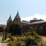 More of the Smithsonian Institution Building