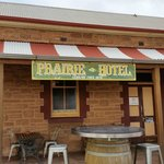 Very old pub - The Prairie Hotel