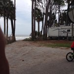 Φωτογραφία: Hunting Island State Park Campground